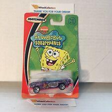1955 Chevy Bel Air * PURPLE * Spongebob Matchbox * NF23