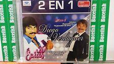 Diego Verdaguer  2EN1  20 exitos CD New Sealed