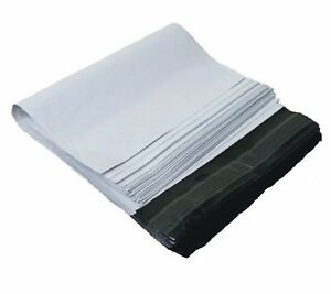 500x Poly Mailer 350x480mm Courier Bag 350x480mm Mailing Plastic Satchel