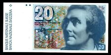 Switzerland … P-55g … 20 Francs … 1(9)78-92 ... * XF *