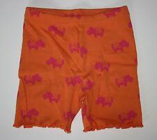 New Gymboree Elephant Pring Ruffle Leg Bike Shorts size 4T NWT Batik Summer Line