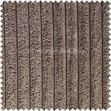 Soft Thick Chunky Super Jumbo Corduroy Upholstery Fabric Material Brown Mocha