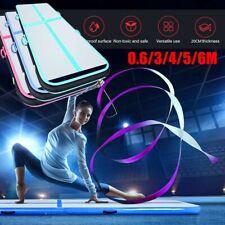Fbsport Inflatable Air Mat Track Yoga Floor Gymnastics Tumbling Mat + Pump 2020