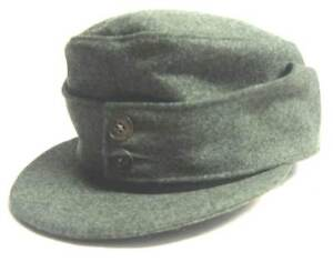 German Ski Cap Bergmütze WW2 Gebirgsjäger Bergmutze Hat Mountain Army Heer Elite