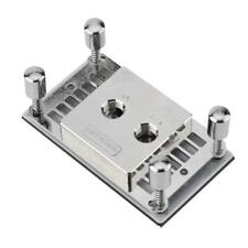 PC Computer CPU Water Cooling Block Waterblock Cooper Base For AMD AM4 50mm