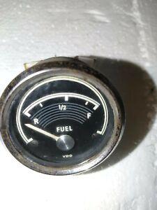 tested working OEM Mercedes 190SL fuel gauge 190SL W121 1215420103