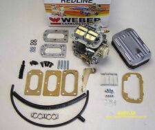 Suzuki Samurai Performance Weber Carb Conversion Kit w/38/38 Syncronous Weber