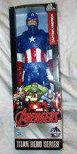 Hasbro Titan Hero Series Marvel Avengers Captain America Action Figure NEW