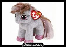 TY BEANIE BOO - CINNAMON - SPOTTED GREY PONY *NEW WITH TAGS*UK SELLER*