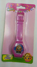 SHOPKINS COOKIE KID LCD DIGITAL PINK WATCHES 100% ORIGINAL LICENSED MUST L@@K