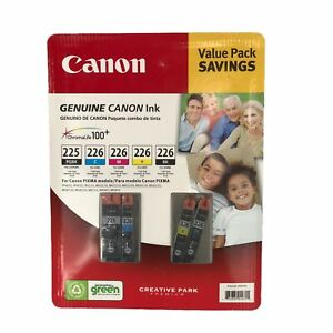 GENUINE Cannon 225/226 Ink For Cannon Pixma Models