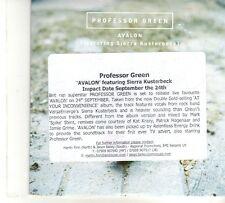 (DP735) Professor Green, Avalon - 2012 DJ CD