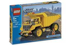 Lego Town City 7344 Dump Truck NEW Sealed VHTF