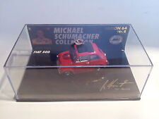 Minichamps F1 Fiat 500 Michael Schumacher 1/64 Edition 64 Nr. 8