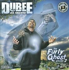 Furly Ghost Vol. 2 Dubee MUSIC CD