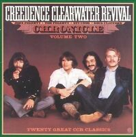 Chronicle Vol Two Creedence Clearwater Revival CD New 2