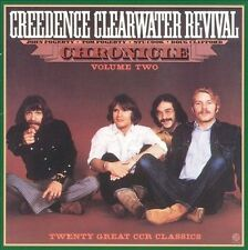 CREEDENCE CLEARWATER REVIVAL - CHRONICLE - VOLUME TWO - CD - NEAR MINT CONDITION