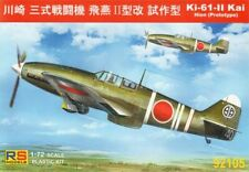 RS Models 1/72 Kawasaki Ki-61-II Kai Hien (Prototype) # 92105