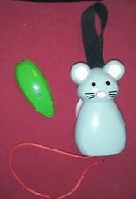 Mouse Tail Battery Operated Cat Toy & Laser Toy [2 Cat Toys]