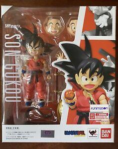 Bandai S.H Figuarts Dragonball Z Son Goku Kid Goku