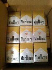 48 Marlboro Light 72's Used Empty Cigarette Boxes Packs Tobacco Arts & Crafts