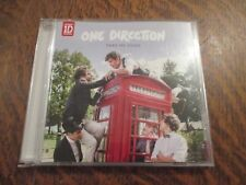 cd album ONE DIRECTION take me home