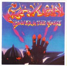 CD-saxon-power & the Glory-a 633