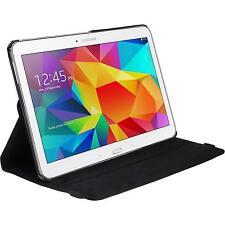 Cubierta de cuero artificial Samsung Galaxy Tab 4 10.1 360° negro