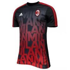 Camisetas de fútbol negras talla L para hombres