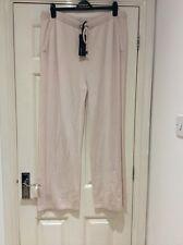 BNWT-M & S Autograph cashmere & silk pyjama/loisirs Bottoms-Ivoire taille 20
