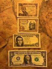 Spain Small Size Banknotes - Curso Legal (Legal Tender)1945 - 1953 Lot Of 3