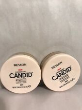 (2)Revlon Photoready 003 Candid Anti-Pollution Setting Powder 0.5oz 2 Pack! NEW