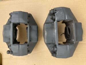 genuine porsche 911 front brake calipers L R PAIR w/hardware left right 1979-83