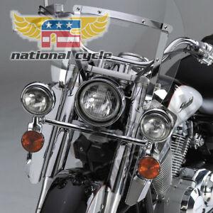 National Cycle 2005-2009 Suzuki C50 Boulevard SwitchBlade Chrome Lowers
