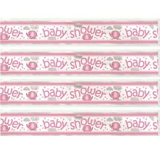 Pink Elephant Baby Shower Party Tableware, Decorations, Invites, Balloons