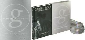 Garth Brooks Anthology Part 1 The First Five Years with 5 CDs Limited BRAND NEW