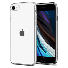 iPhone SE (2020) / 8/ 7 Case Spigen® [Liquid Crystal] Clear Protective TPU Cover