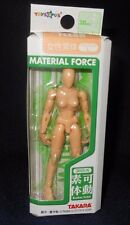 Takara Microman ML-18 Material Force Microlady Canon (L Bust) 2005 Figure
