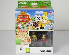 Animal Crossing amiibo Festival Wii U Nintendo Spiel NEU OVP