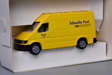 R&L Diecast: Siku No.1929, Mercedes Sprinter Schnelle Post, Yellow Van, Boxed