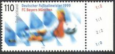 Germany 1999 Football/Sports/Games/Soccer/FC Bayern Munich 1v (n33350)