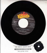 "HANK BALLARD  The Hoochi Coochi Band & The Coffee Grind 7"" 45 rpm record NEW"