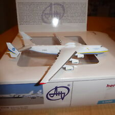 Herpa Wings 515726 Antonov Airline AN-225 Mriya 1:500 neuwertig Boxed, Rarely
