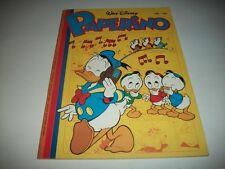 WALT DISNEY PAPERINO&C N.62.MONDADORI.5 SETTEMBRE 1982.BUONISSIMO!!