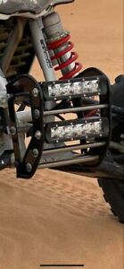 HONDA TRX450R Front Bumper LED lights years 2004-2014