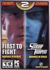 First to Fight/Starship Troopers (PC, 2007)