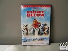 Eight Below (DVD, 2006, Full Frame) Paul Walker