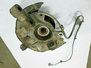TOYOTA CELICA 1999-2006 LEFT PASSENGER NEAR SIDE NSF FRONT ABS HUB KNUCKLE