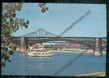 "Steam Riverboat ""Huck Finn"" St. Louis, Missouri (SH#1)#682 unmailed postcard"