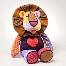 Disney Britto Pop Plush Lion Leonardo Childrens Christmas Toy Presents 4024918
